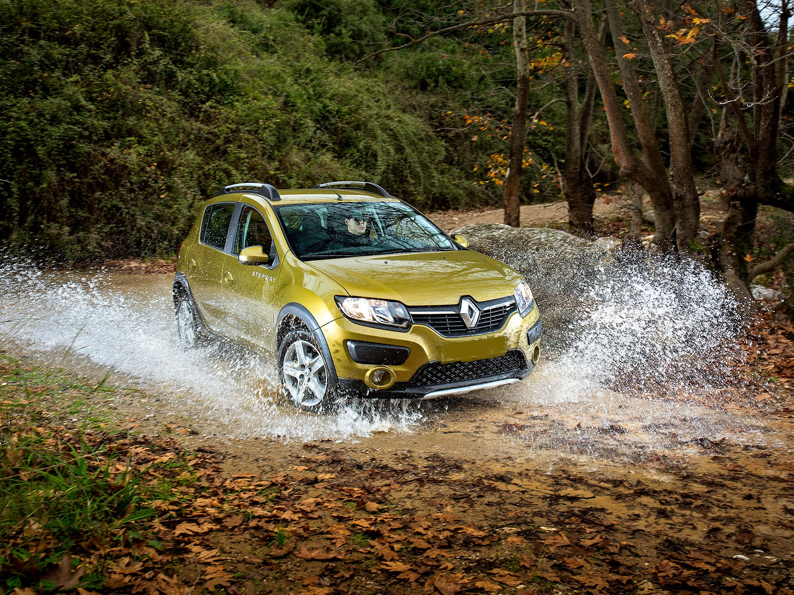 Renault Sandero Stepway AT NEW