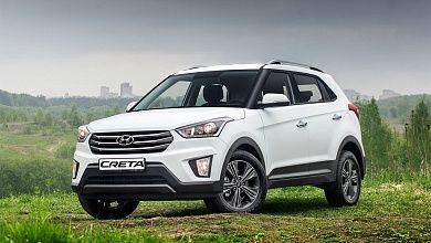 Hyundai Creta AT 2017г.