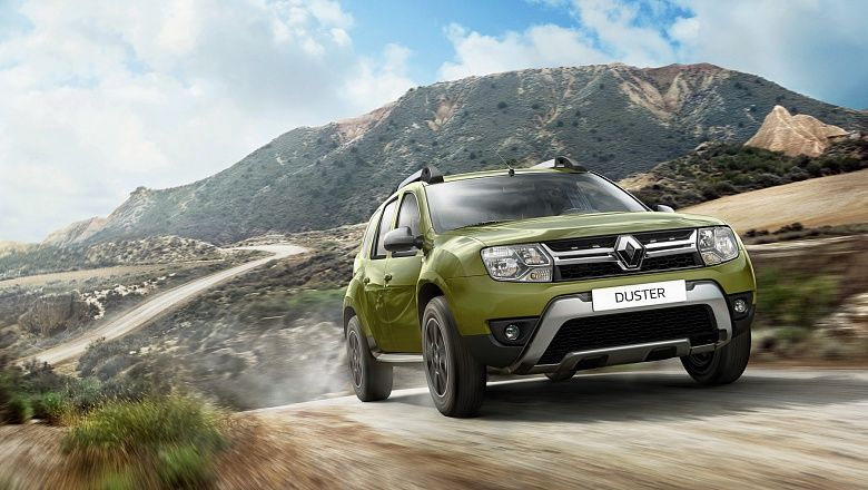 Renault Duster 2.0L AT 4WD NEW